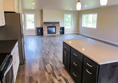 15817 Kitchen to Living