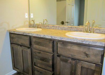 2330 Double Sinks