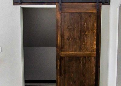 120 Barn Door