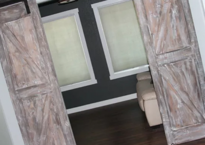Aspen Barn Doors