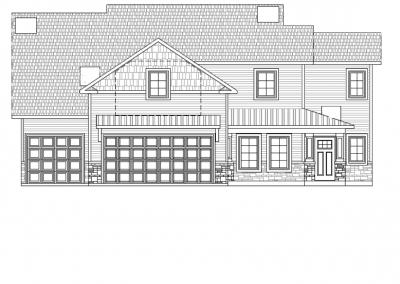 Aspen House Elevation