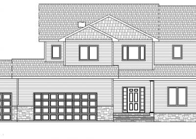 Juniper House Elevation