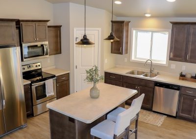 Full Kitchen View, 1947 Longview Drive, Detroit Lakes, MN House For Sale