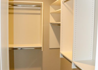 Closet Organizers, 1947 Longview Drive, Detroit Lakes, MN House For Sale