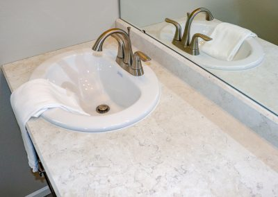 Bathroom Sink, 1947 Longview Drive, Detroit Lakes, MN House For Sale