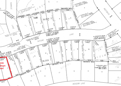 2339 Lot Map